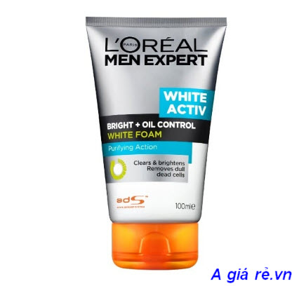 Sữa rửa mặt cho nam giới L'oreal