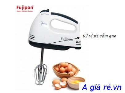Máy đánh trứng Fujipan