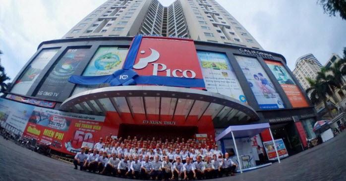 Pico Xuân Thủy Hà Nội
