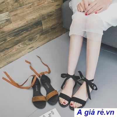 sandals buộc dây