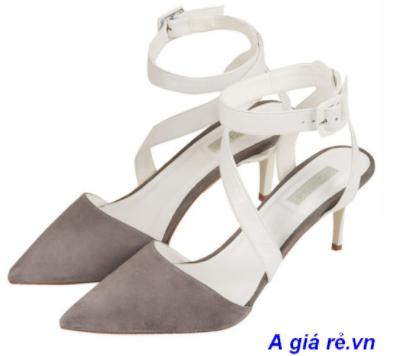 Giày Sandal nữ Kitten Heels