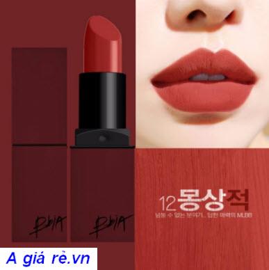 Son Bbia Last Lipstick version 3 màu số 12 - Fantasy