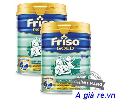 Sữa Frisolac Gold giai đoạn 2