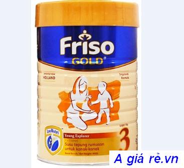 Sữa Frisolac Gold giai đoạn 3