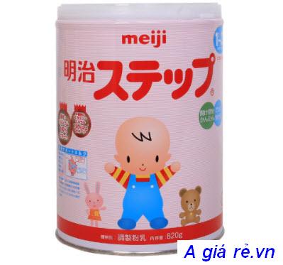 Sữa Meiji số 9