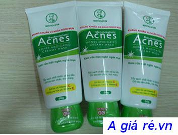 Sữa rửa mặt Acnes