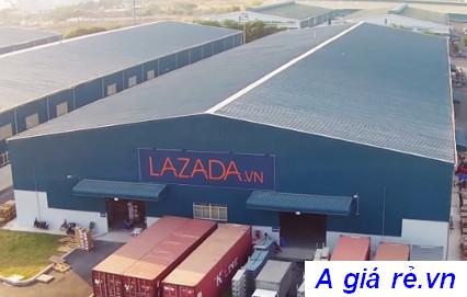 Trụ sở giao hàng Lazada