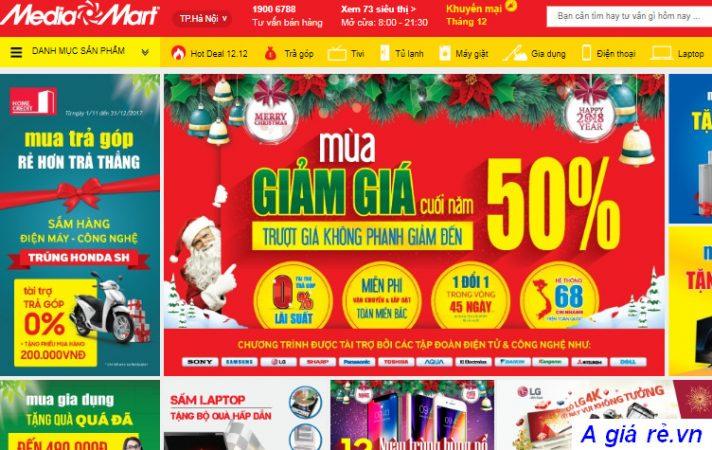 web mediamart.vn