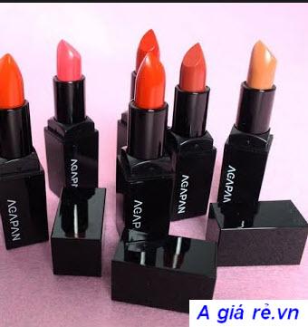 Son thỏi Agapan Flower Matte Lipstick