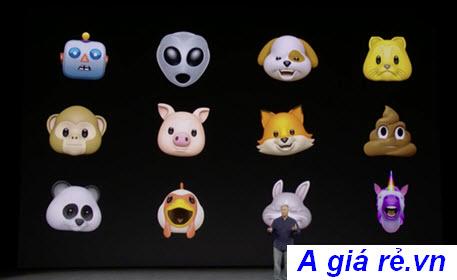 Một số Animoji