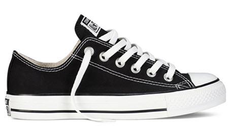 Giày con Converse cổ thấp chính hãng
