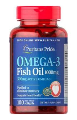 Dầu Cá Puritan's Pride Omega 3