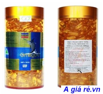 cá omega 3 nhập khẩu từ Úc