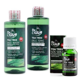 Điều Trị Mụn Tinh Chất Trà Tràm Farmasi Tea Tree