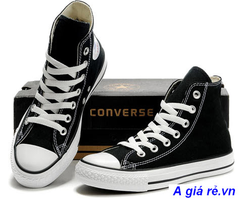 Giày Sneaker nữ cổ cao Converse