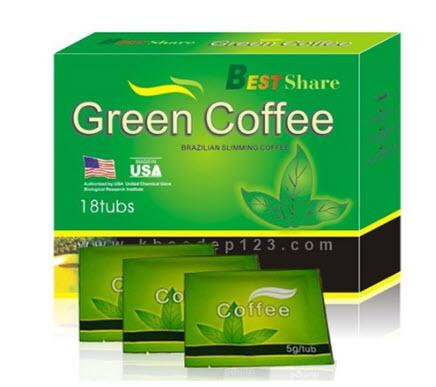 Cà phê giảm cânGreen Coffee Bean
