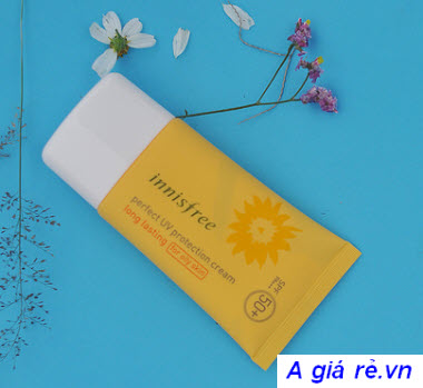 Innisfree Perfect UV Protection Cream long lasting for oily skin SPF 50+ PA+++