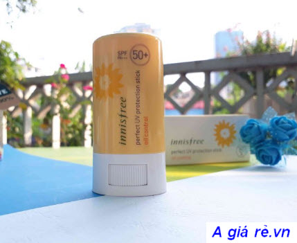 Innisfree Perfect UV Protection Stick Oil Control SPF 50+ PA+++