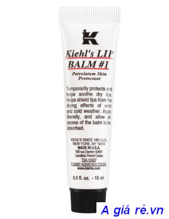 Son dưỡng môi tốt Kiehl's Lip Balm No 1