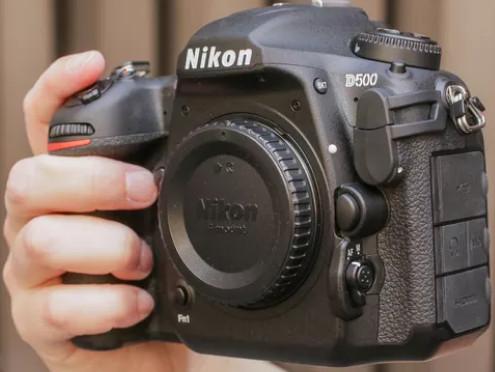 Máy ảnh DSLR Nikon D500