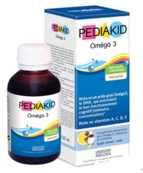 Pediakid Omega 3 và DHA cho bé