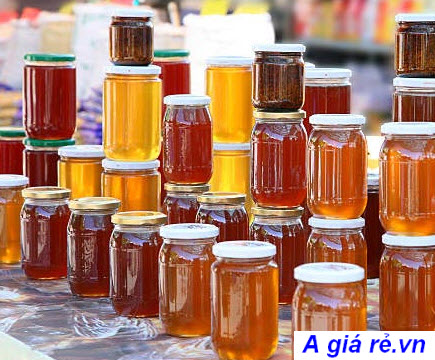 Phân loại mật ong