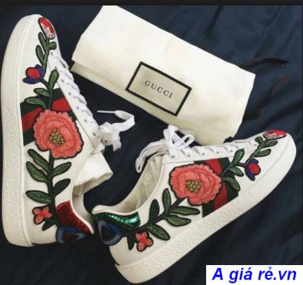 Giày Sneaker Gucci nữ hàng hiệu