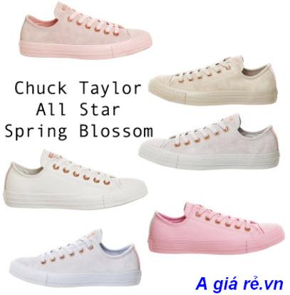 Giày Sneaker nữ Chuck Taylor đẹp giá rẻ