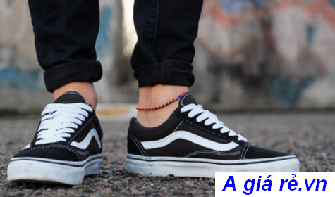 Giày Vans Old Skool real cho nam