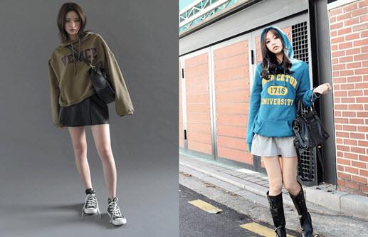 Áo hoodie nữ bán ở đâu giá rẻ