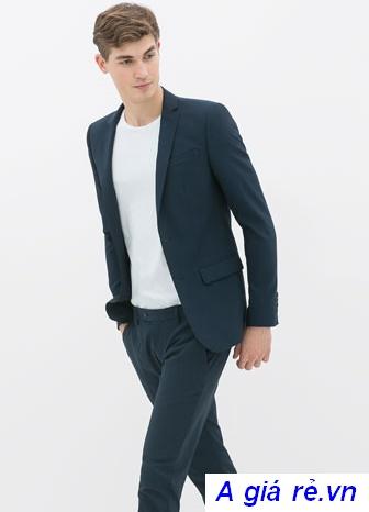 Áo khoác nam cap cấp blazer