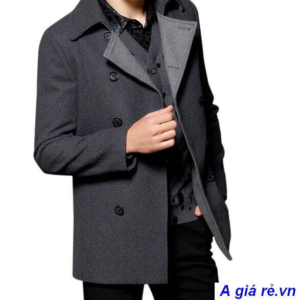 Áo khoác nam trench coat đẹp