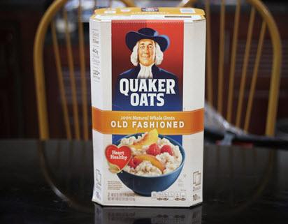 Bột yến mạch Quaker oats
