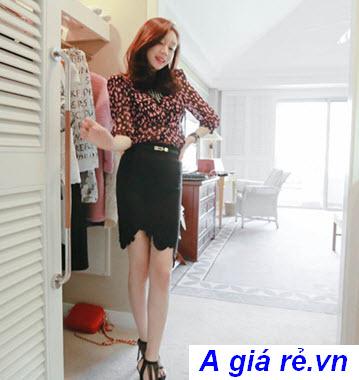 Chân váy short cut