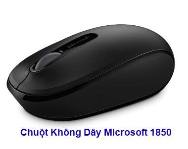 Chuột Không Dây Microsoft 1850