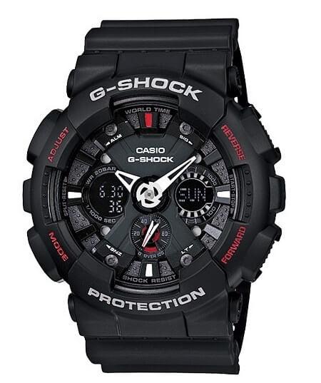 Đồng hồ G-shock GA-120