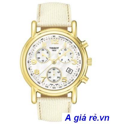 Đồng hồ tissot nữ dây da giá rẻ