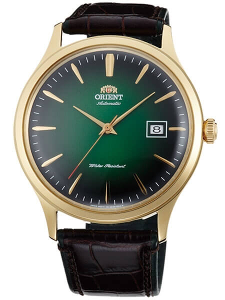 Đồng hồ nam dây da Orient