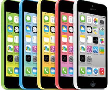 Điện thoại iPhone 5C