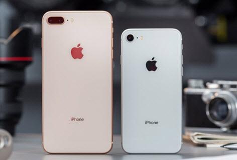 Điện thoại iPhone 8 và 8 Plus giá rẻ chính hãng