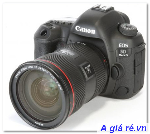 Máy ảnh DSLR canon EOS 5D Mark IV