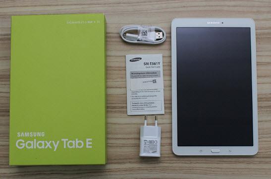 Giá máy tính bảng Samsung Tab E 9.6