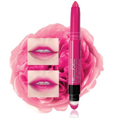 Maybelline Lip GradatioMàu Hồng Sen Pink2