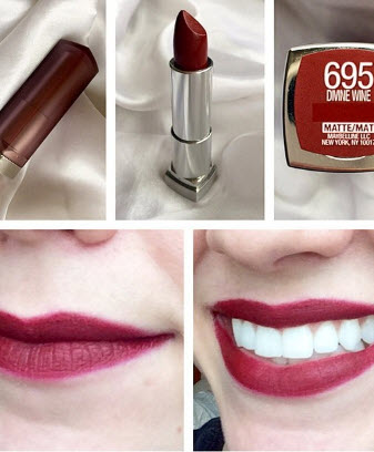 Son dưỡng Maybelline Color Sensational