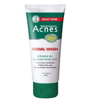 Sữa rửa mặt Acnes cho nam