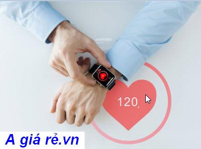 Vòng đeo tay thông minh hỗ trợ đo nhịp tim