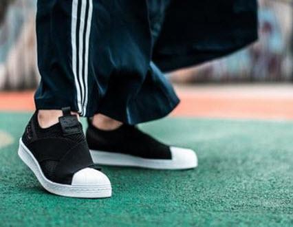 Giày lười nam Adidas