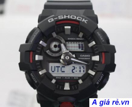 Đồng hồ Casio G-Shock GA-700-1ADR