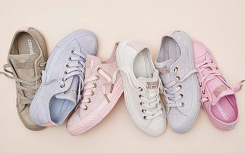 Giày Converse Chuck 2 màu pastel
