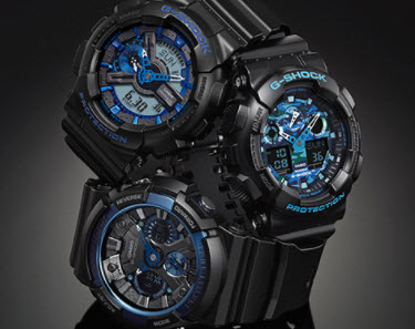 Đồng hồ G-SHOCK GA-100CB-1ADR